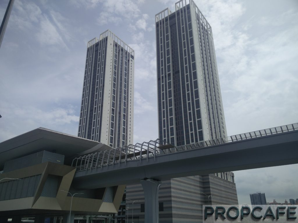 PROPCAFE 360 Degree View : Arnica Service Residences – Tropicana Gardens @ Kota Damansara by Tropicana Corporation